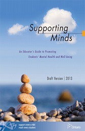 Thumbnail of Supporting Minds: An Educator's Guide to Promoting Students' Mental Health and Well-Being