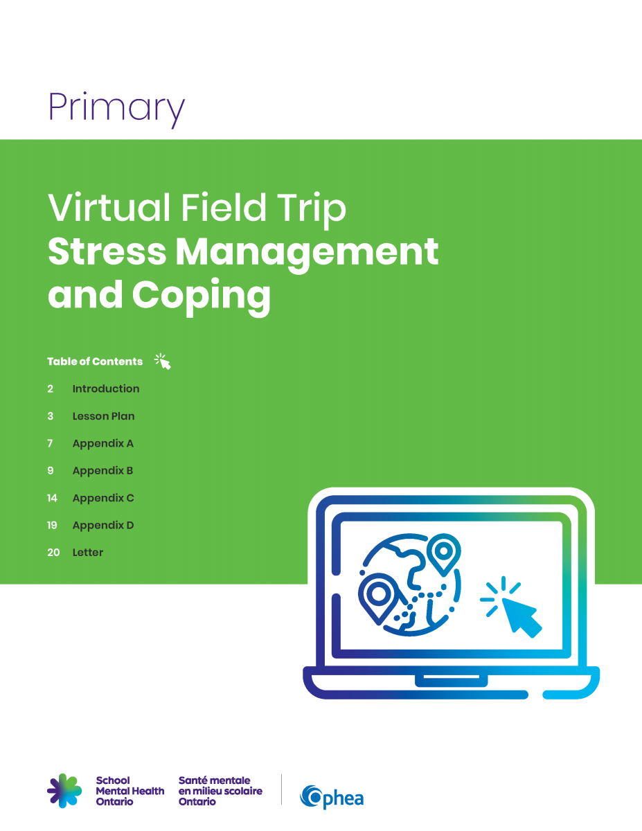 The coverpage of Primary - Virtual Field Trip: Breathing Strategies